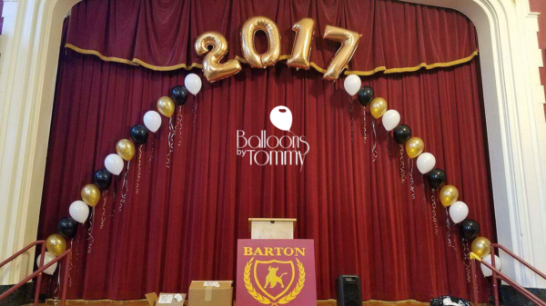 Graduation 2017 - Balloons by Tommy