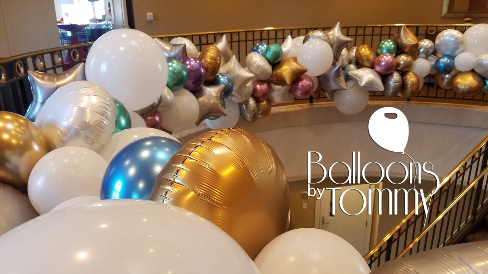 Balloons by Tommy - Satin Luxe