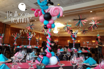 Balloons by Tommy - Molly's Mitzvah