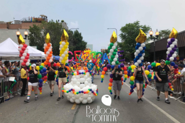 Balloons by Tommy - Chicago Pride 2019