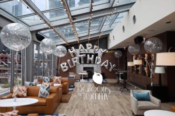 Silver Birthday 2018