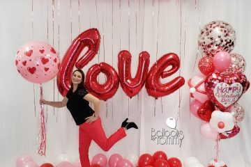 Valentine's Day Decor Package Three