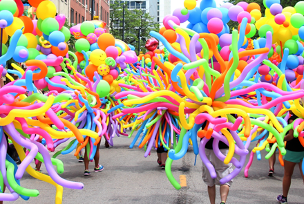 Balloons By Tommy Parade